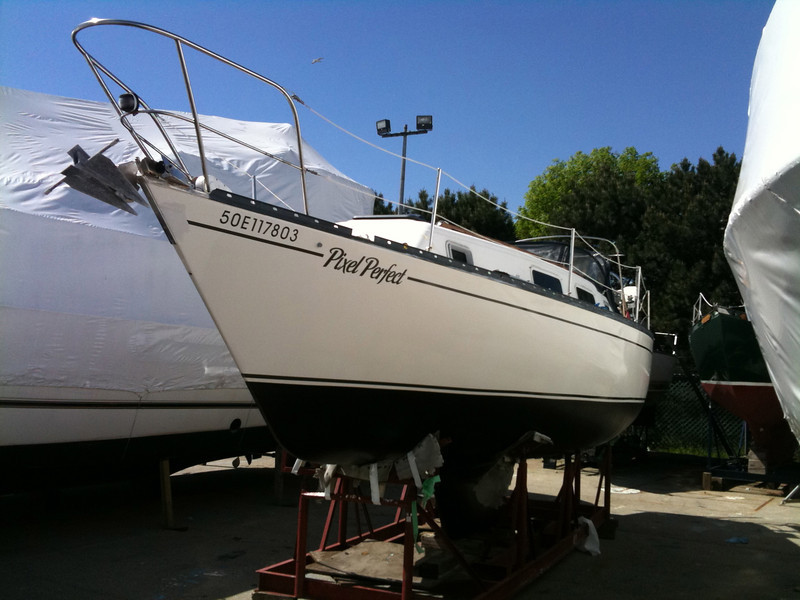 5 Things to Look For When Buying a Used Sailboat