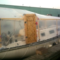 How to shrink wrap your boat